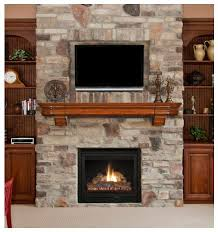 fireplace mantels and shelves high