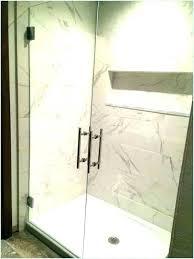 scenic fiberglass shower base paint pan