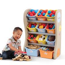 Fun Time Room Organizer Kids Toy Storage Step2