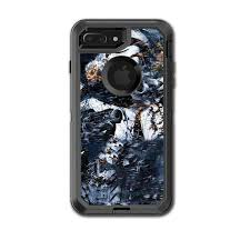Skin Decal For Otterbox Defender Iphone 7 Plus Or Iphone 8 Plus Case Crazy Storm Guy Itsaskin Com