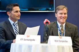 File:F. P. Santangelo and Bob Carpenter.jpg - Wikimedia Commons