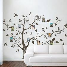 Family Memory Of Tree Bird Wall Decal Motivational Bedroom Vinyl Removable Decor For Sale Online