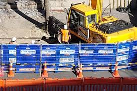 Noise Barrier For Construction Nzs Only Certified Acoustic Noise Fencing