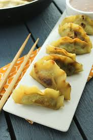 gluten free potstickers from the fitchen