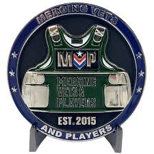 DL11-12 Official Limited Edition MVP Pandemic Heroes Challenge Coins M –  www.LEOchallengeCOINS.com