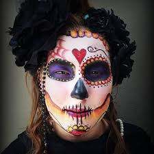 15 to for sugar skull makeup looks