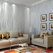 modern non woven 3d wallpapers pattern