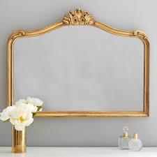 ornate filigree decorative mirrors