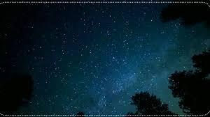 مقاطع مونتاج السماء في الليل دقه عاليه Hd Youtube
