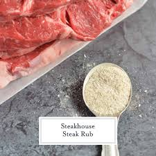 steakhouse steak rub video the best