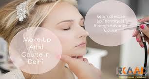 your career as a makeup artist make