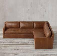 rh s petite belgian track arm leather