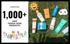 1500 fungal acne safe s an