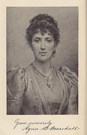 Agnes Marshall - Wikipedia