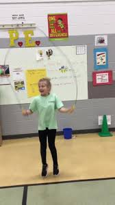 Might as well, JUMP! (JUMP!) Third... - Rural Point Elementary School