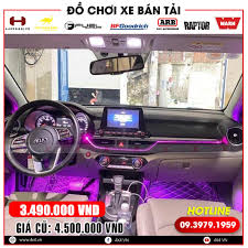 Viền đèn led nội thất ô tô trang trí đẹp với giá siêu khuyến mãi - Cửa hàng  độ đồ chơi xe bán tải 4x4, đồ chơi xe Ford Ranger chuyên nghiệp