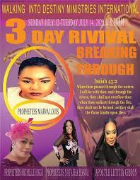 Join Apostle Letitia Gibson as God will... - Kingdom Connections Global |  Facebook