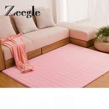 Zeegle Kids Room Floor Mat Memory Foam Carpet For Living Room Anti Slip Bedroom Activity Mats Absorbent Coffee Table Area Rug Cheap Carpet Tile Shaw Rug From Nice 01 62 28 Dhgate Com
