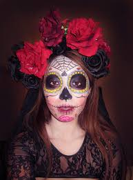 day of the dead makeup mice phan