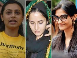 10 bollywood actresses seen without