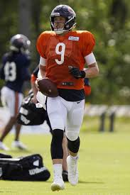 Trubisky showing edge as he battles Foles for Bears' QB job ...