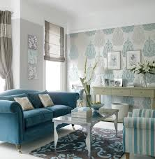50 accent wallpaper on one wall on