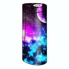 Skin Decal Vinyl Wrap For Smok Priv V8 60w Vape Stickers Skins Cover Galaxy Fluorescent For More Information Visit Image Link Vinyl Wrap Vape Collection