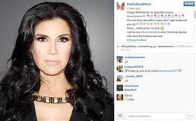 thalio beckham pro makeup on