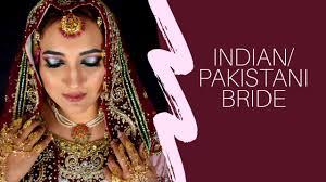 indian stani bridal makeup dubai