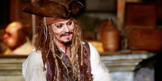 Johnny Depp Showed Up at Disneyland's Pirates of the Caribbean Ride, and  Everyone Freaked Out