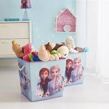 Disney Frozen 2 Rope Handle Storage Cubes 2 Pack Walmart Com Walmart Com