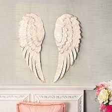 how to make angel wings for your wall