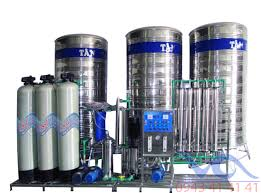 Máy lọc nước công nghiệp RO Composite 2000 lít/h - Autovan