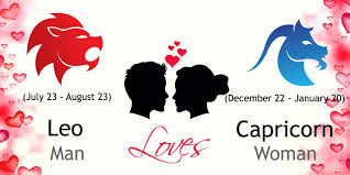 leo man and capricorn woman love