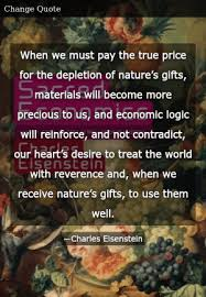charles eisenstein sacred economics money gift and society in