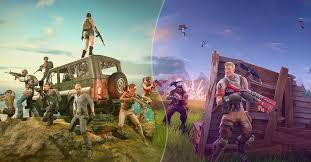 fortnite vs pubg which battle royale