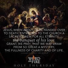 PrayerGraphics.com » Holy Thursday