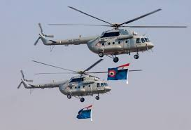 indian air force mil mi 17 military