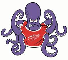 Pin On Detroit Red Wings Hockey Al The Octopus