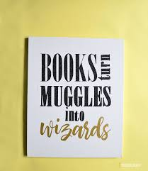 j k rowling book quote printables harry potter printable