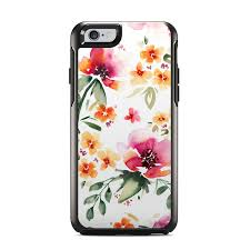 Fresh Flowers Otterbox Symmetry Iphone 6s Case Skin Istyles
