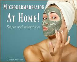 simple and natural at home spa treatment