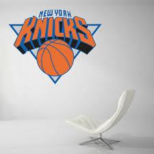 New York Knicks Basketball Nba Wall Decal Vinyl Decor Car Sticker Art J04