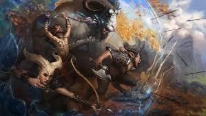 satyr greek mythology creatures