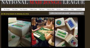 mahjongg how to a mahjongg card