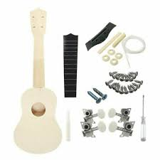 21inch diy ukulele kit tool guitar