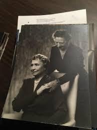 Helen Keller and Polly Thompson 1950s : OldSchoolCool