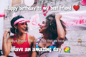 happy birthday wishes for friend quotes messages for best