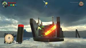 darkBricks - Ninjago - The LEGO Ninjago Movie Video Game - Collectables - Ninjago  City Downtown