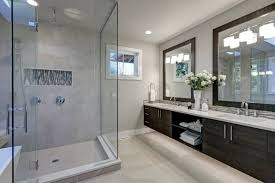 cost to install a glass shower door